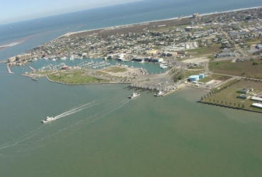 Aerial Photos Of Port Aransas Texas Street Map Of Port